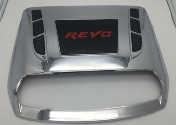 Revo front hood cover