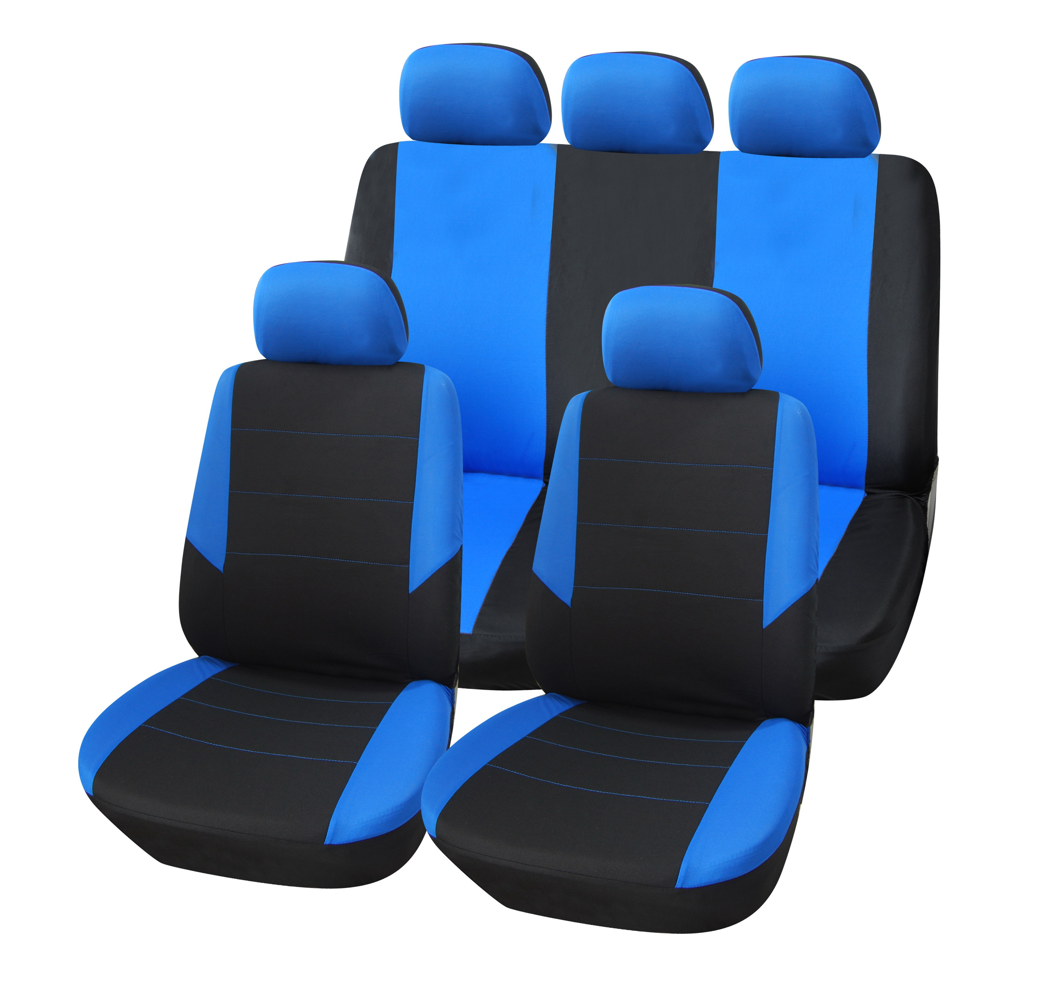 Car Seat Covers Blue